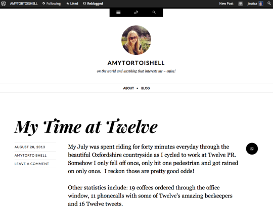 My Time at Twelve - amytortoishell.wordpress.com